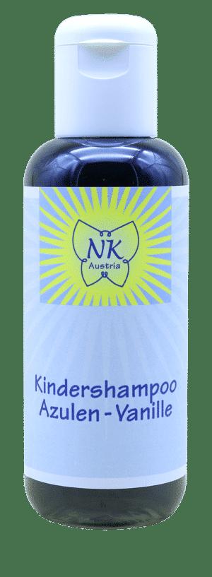 Baby- und Kindershampoo mit Azulen