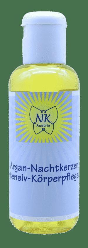 Argan-Nachtkerzen Körperöl