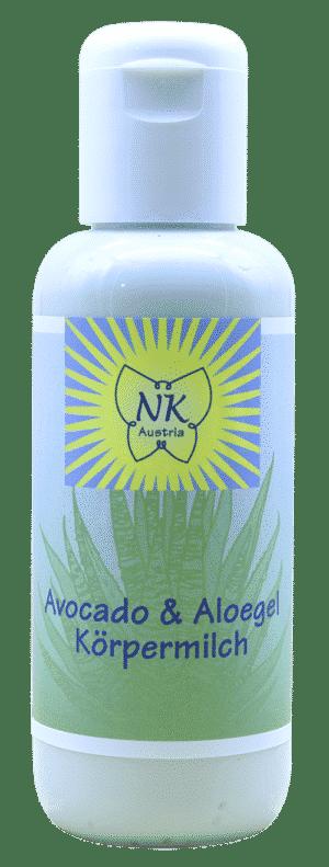 Avocado Aloe Körpermilch