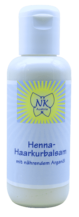 Henna-Haarkurbalsam