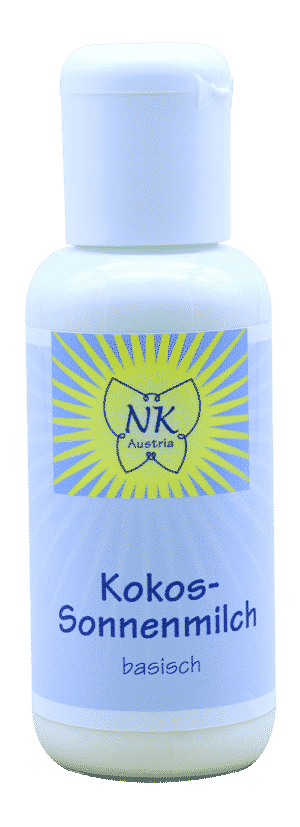 Sonnenpflegemilch