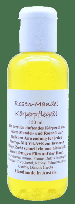 Rosen-Mandel Körperöl