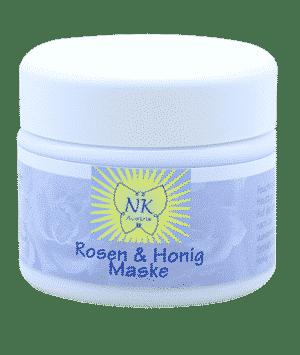 Rosen Honig Feuchtigkeitsgelmaske