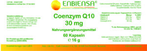 Coenzym Q10 30 mg